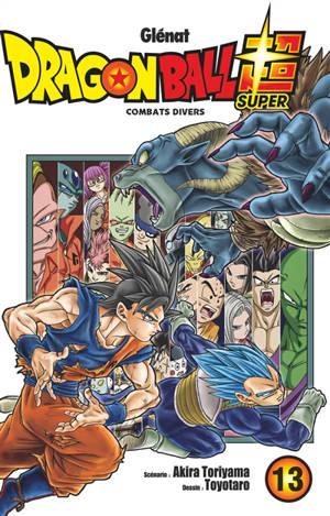 Dragon ball super. Volume 13, Combats divers