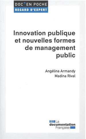 Innovation publique et nouvelles formes de management public