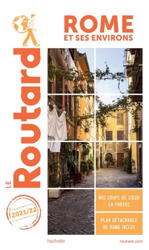 Rome et ses environs : 2021-2022