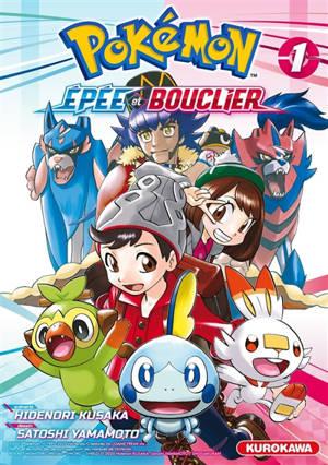 Pokémon : Epée et Bouclier. Volume 1