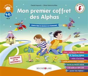 Le coffret des Alphas : j'apprends à lire avec plaisir !