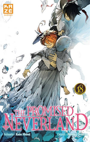 The promised Neverland. Volume 18