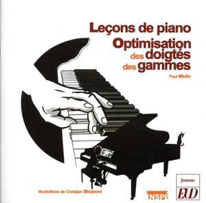 Leçons de piano : optimisation des doigtés des gammes