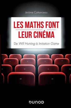 Les maths font leur cinéma : de Will Hunting à Imitation game