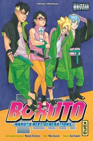 Boruto : Naruto next generations. Volume 11