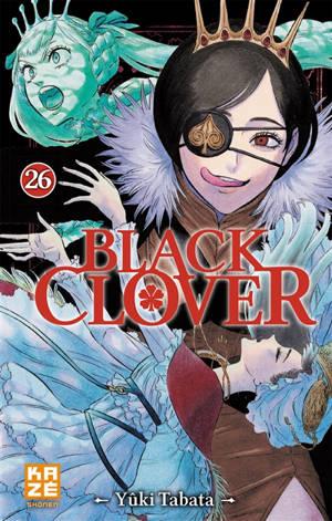 Black Clover. Volume 26