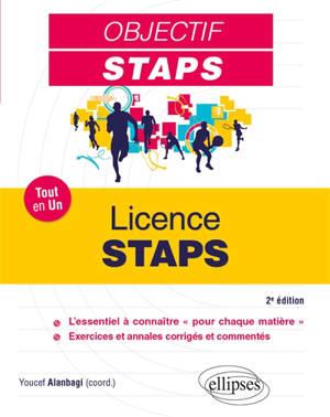 Licence STAPS : tout-en-un