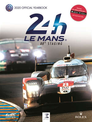 24 h Le Mans : 88th staging : the official annual of the greatest endurance race in the world, 19-20 september 2020
