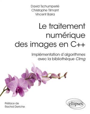 Le traitement numérique des images en C++ : implémentation d'algorithmes avec la bibliothèque Clmg