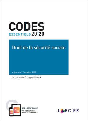 Droit de la Sécurité sociale 2020