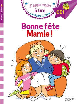 Bonne fête Mamie : CE1
