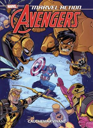 Marvel action Avengers. Volume 4, Cauchemar vivant