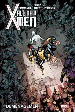 All-New X-Men. Volume 2, Déménagement