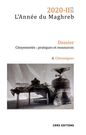 Année du Maghreb (L'). n° 23, Citoyennetés : pratiques et ressources