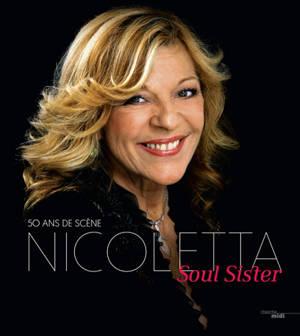 Soul sister : 50 ans de scène