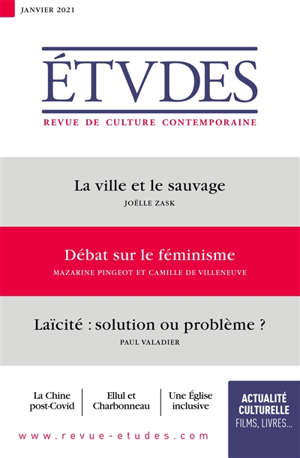 Etudes. n° 4278