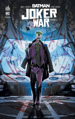 Batman Joker war. Volume 2