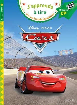Cars : milieu de CP, niveau 2