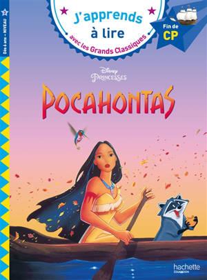 Pocahontas : fin de CP, niveau 3