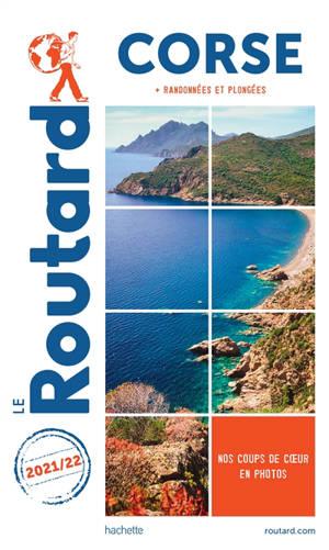 Corse + randonnées et plongées : 2021-2022