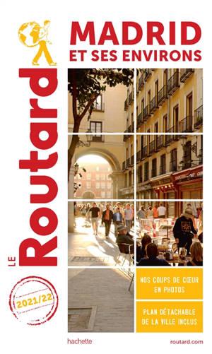 Madrid et ses environs : 2021-2022