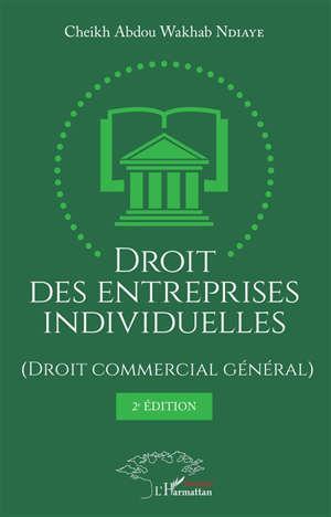 Droit des entreprises individuelles : droit commercial général