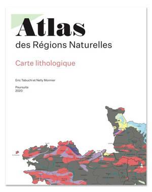 Atlas des régions naturelles : carte lithologique