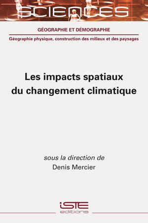 Les impacts spatiaux du changement climatique