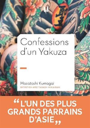 Confessions d'un yakuza : entretiens avec Tadashi Murakami