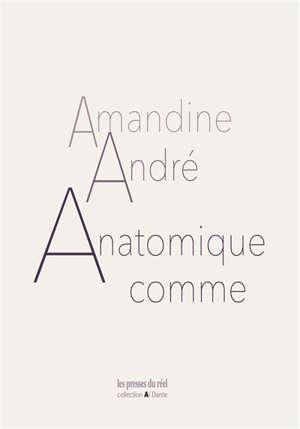Anatomique comme
