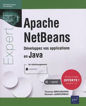 Apache NetBeans : développez vos applications en Java
