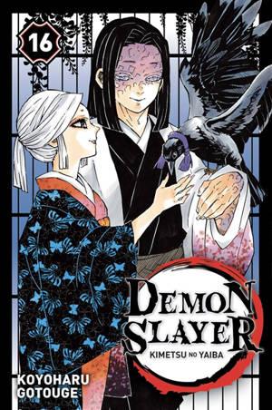 Demon slayer : Kimetsu no yaiba. Volume 16