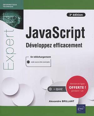 JavaScript : développez efficacement