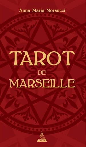 Tarot de Marseille : 78 cartes magnifiquement illustrées pour interpréter le tarot par excellence : édition profesionnelle