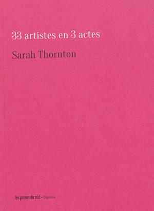 33 artistes en 3 actes