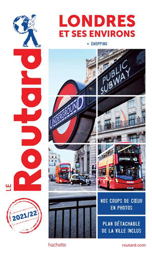 Londres et ses environs : + shopping : 2021-2022
