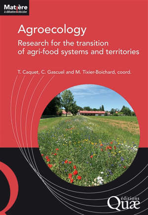 Agroecology : research for the transition of agri-food systems and territories