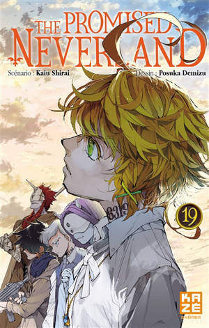The promised Neverland. Volume 19
