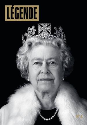 Légende. n° 4, Elizabeth II