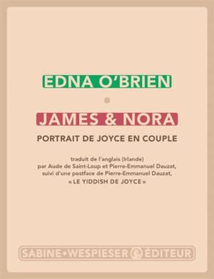 James & Nora : portrait de Joyce en couple