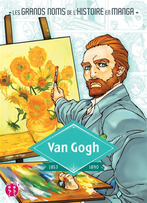 Van Gogh : 1853-1890