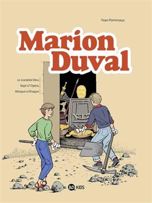 Marion Duval : intégrale. Volume 1