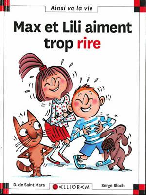 Max et Lili aiment trop rire