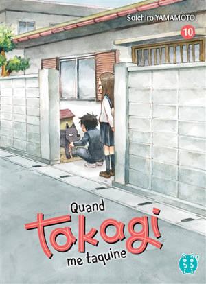 Quand Takagi me taquine. Volume 10