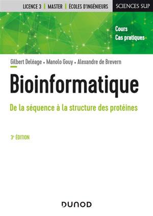 Bioinformatique : cours et applications
