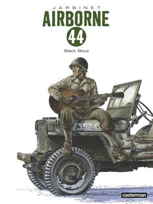Airborne 44. Volume 9, Black boys