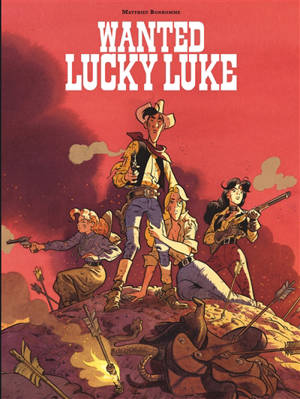 Wanted : Lucky Luke