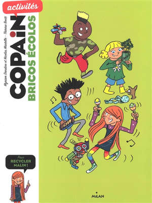 Bricos écolos : un livre utile pour recycler malin