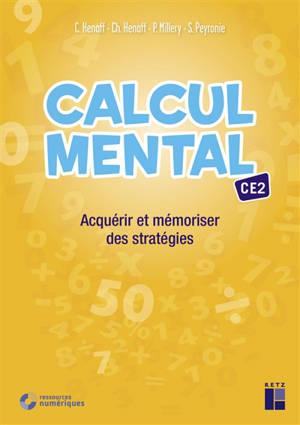 Calcul mental CE2 : acquérir et mémoriser des stratégies