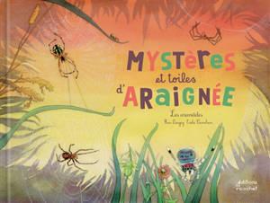 Mystères et toiles d'araignée : les aranéides